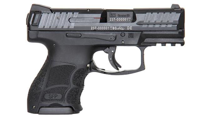 berlin police HK SFP9 SK pistol