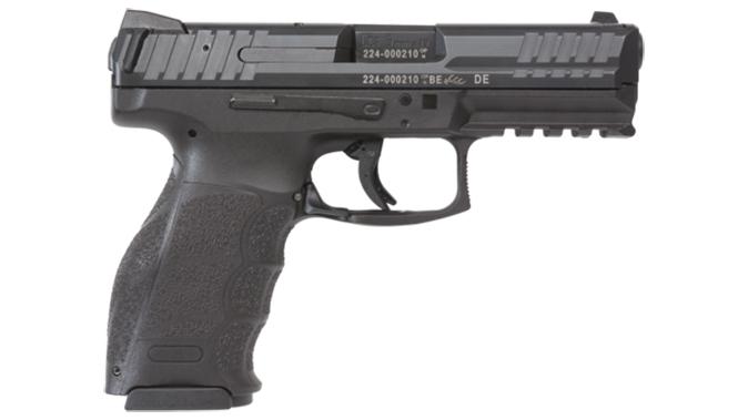 berlin police HK SFP9 TR pistol