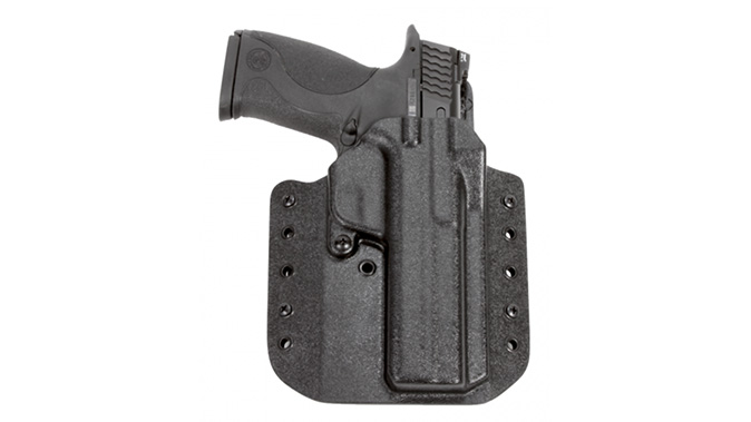 high threat concealment qrs salvo holster rig vantage holster