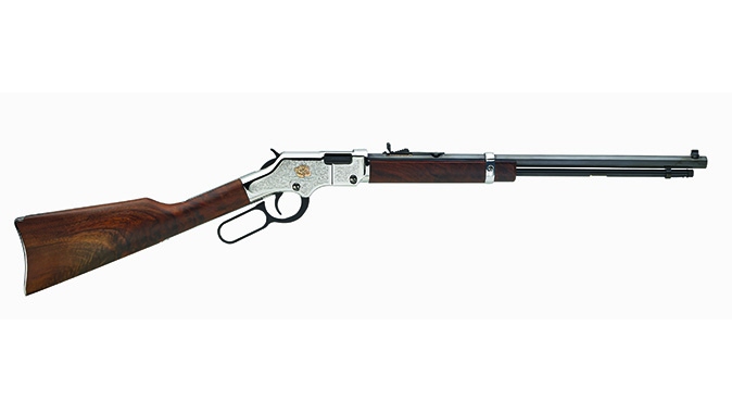 henry silver series american beauty rifle