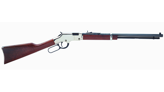 Henry Golden Boy Silver henry silver series rifle