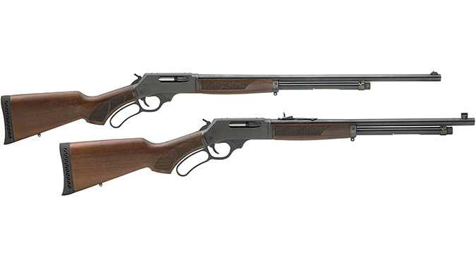 Henry Lever Action .410 bes shotguns