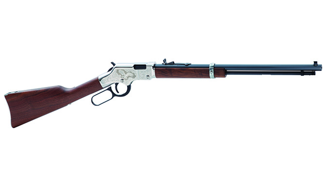 Henry Silver Eagle 2nd Edition henry silver series rifle