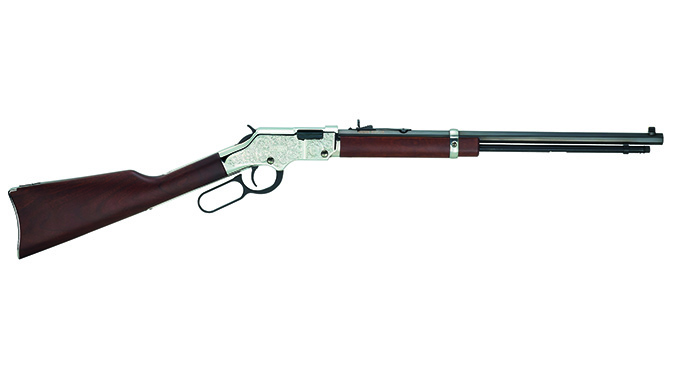 Henry Silver Eagle henry silver series rifle
