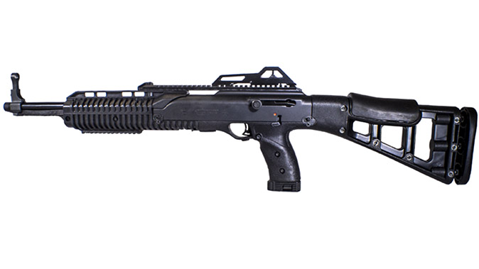 Hi-Point 1095TS 10mm Carbine left profile
