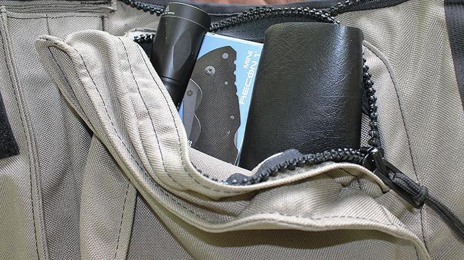 Hogue Double Rifle Bag gun bags open