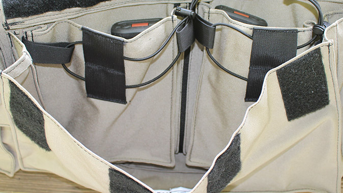 Hogue Double Rifle Bag gun bags pockets