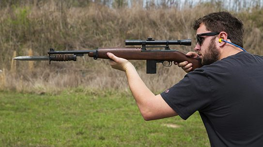inland t30 carbine shooting