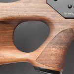 K-VAR VEPR rifle thumbhole stock