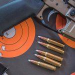 LWRCI SIX8-A5 Razorback II rifle target