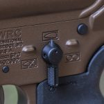 LWRCI SIX8-A5 Razorback II rifle select fire