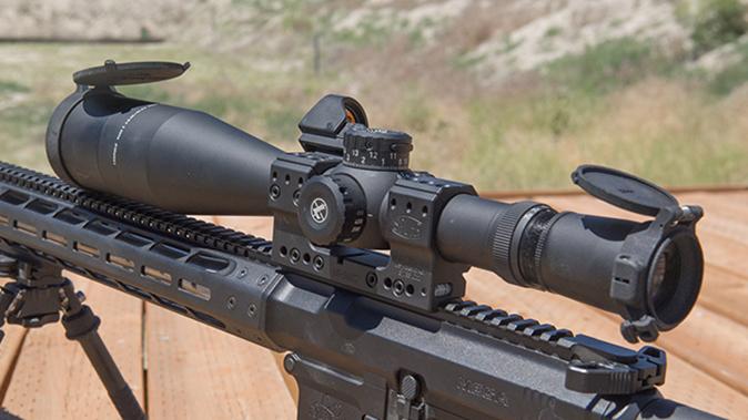 Leupold Mark 83.5-25x56mm M5B2 scope