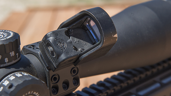 Leupold Mark 8 3.5-25x56mm M5B2 with mrds sight