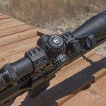 Leupold Mark 83.5-25x56mm M5B2 aerial view