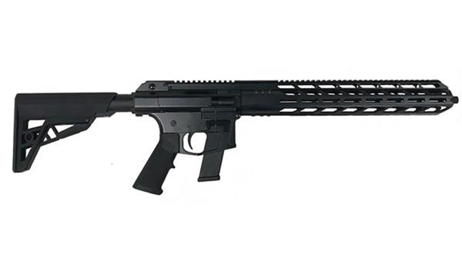 Lone Wolf AlphaWolf Pistol Caliber Carbine right profile