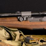 M1D Garand rifle stock