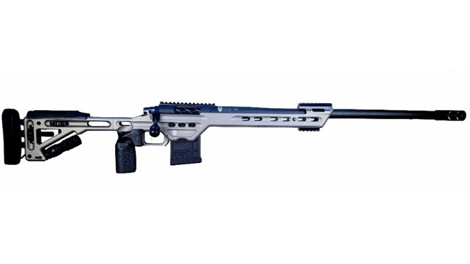 MasterPiece Arms MPA .300 Norma rifle right profile