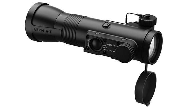 Meopta MeoNight 1.1 night vision scope open