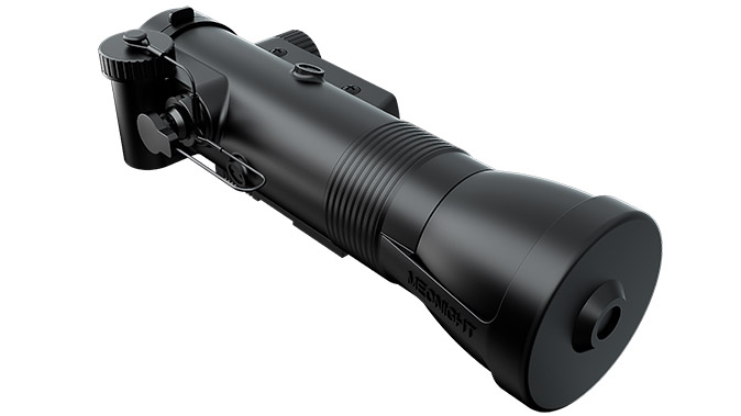 Meopta MeoNight 1.1 night vision scope closed