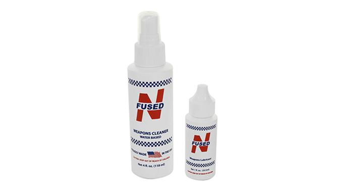 NFUSED gun cleaning lubricant