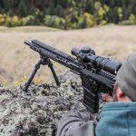 Nightforce NX8 ATACR 1-8x24 F1 scope aiming
