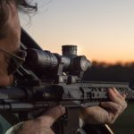 Nightforce NX81-8x24 F1 scope shooting
