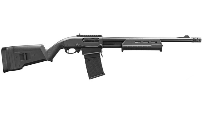 Remington 870 DM Magpul shotgun