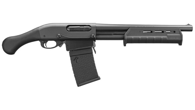 Remington 870 DM Tac-14 shotgun