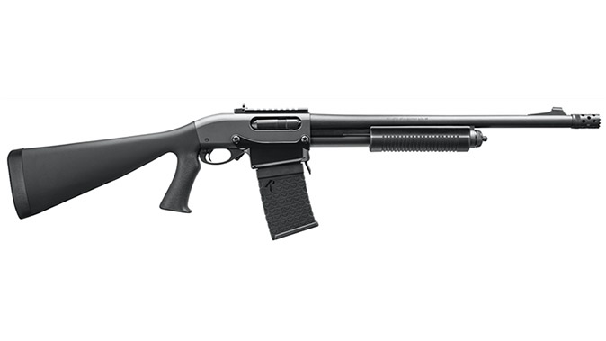 Remington 870 DM Tactical shotgun