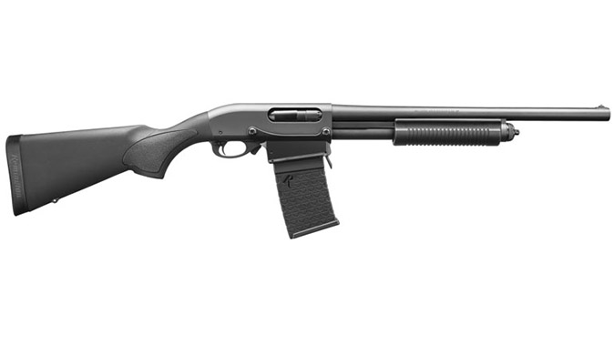 Remington 870 DM shotgun
