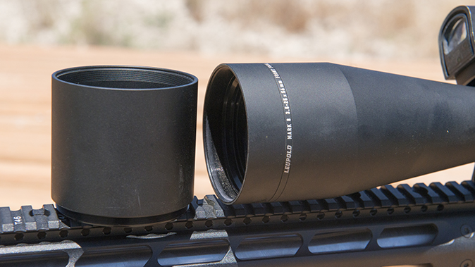 leupold riflescope lens cover