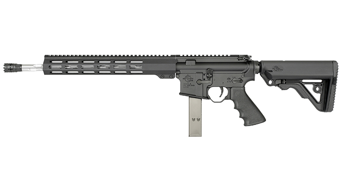 Rock River Arms LAR-9 R9 pistol-caliber carbine