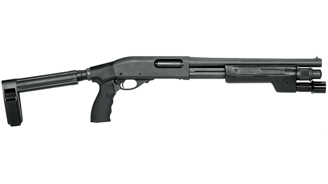 SB Tactical 870-SBL tac-14 right profile