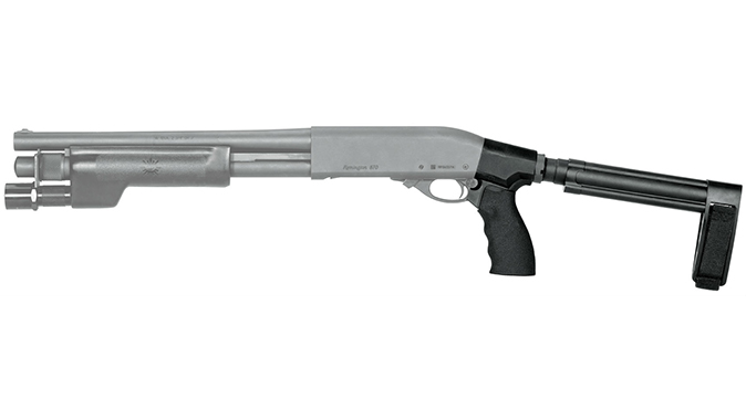 SB Tactical 870-SBL tac-14 left profile