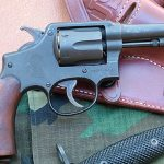 Smith & Wesson Victory Revolver right profile