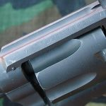 Smith & Wesson Victory Revolver cylinder side