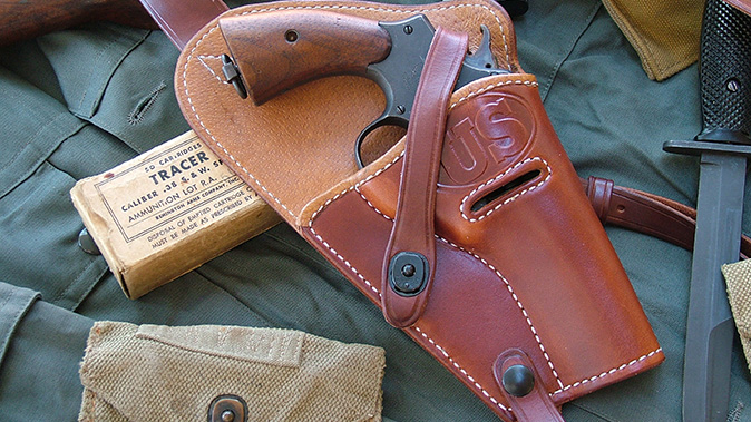 Smith & Wesson Victory Revolver holster