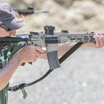 Sig Sauer M400 Elite rifle