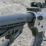 Sig Sauer M400 Elite rifle stock