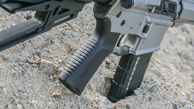 Sig Sauer M400 Elite rifle grip
