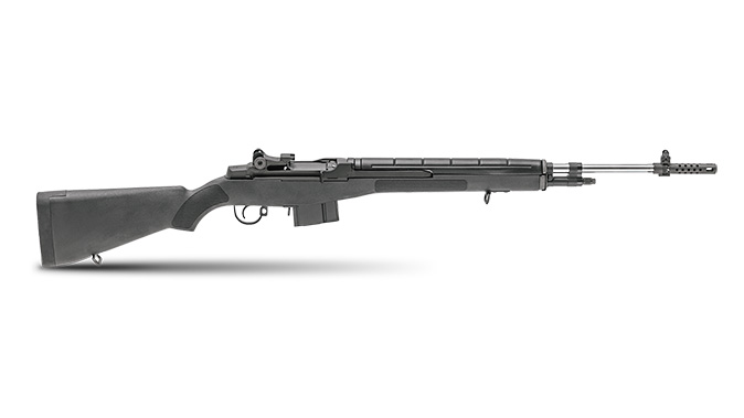 Springfield M1A 6.5 creedmoor rifle composite stock right profile