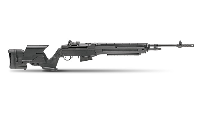 Springfield M1A 6.5 creedmoor rifle black precision stock