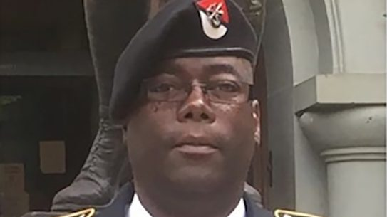 Stolen Valor Papotia Reginald Wright