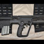 Vertx Professional Rifle Garment gun bags open right profile