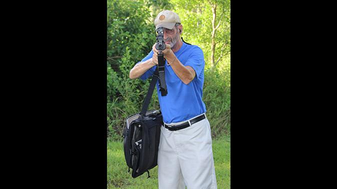 Vertx Professional Rifle Garment gun bags shooting