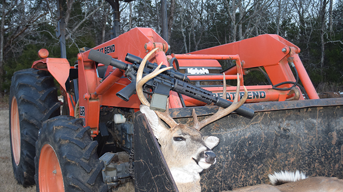 Yankee Hill Machine YHM-8030 pistol buck