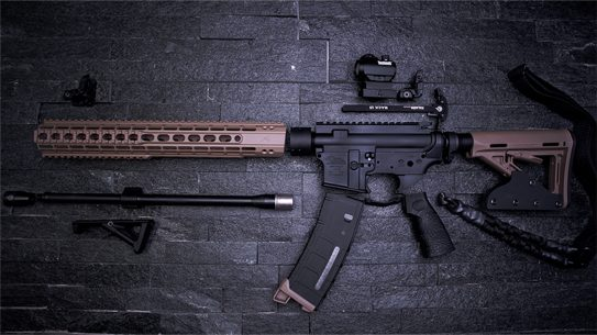 21 budget AR rifle upgrades