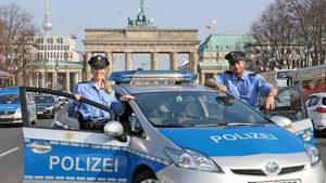 berlin police new service pistol
