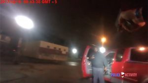 canton police body cam footage