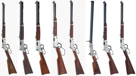 henry silver series rifles